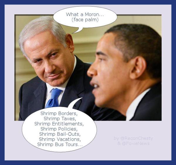 Netanyahuobama