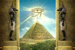 Illuminatieyepyramid