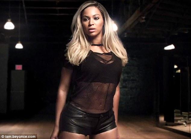Beyoncelook